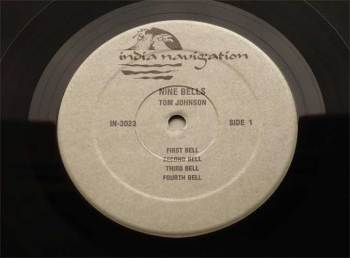 Tom Johnson - Nine Bells LP side 1