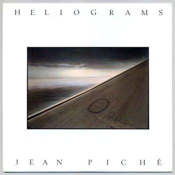 Jean Piché - Heliograms LP front cover