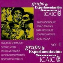 Grupo de experimentación sonora del ICAIC