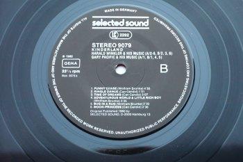 Harald Winkler & Gary Pacific - Kinderland LP side B