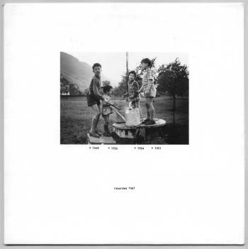 Geschwister Bär LP front cover