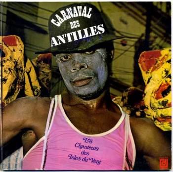 Carnaval des Antilles LP front
