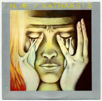 N. AE. - Katharsis LP front cover