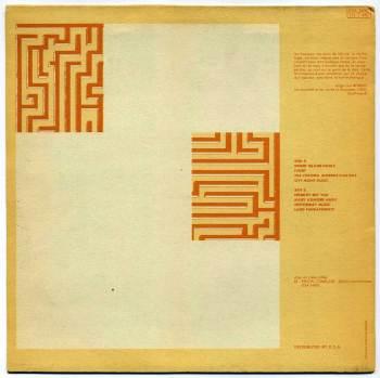 Desert Island Dusks LP back cover
