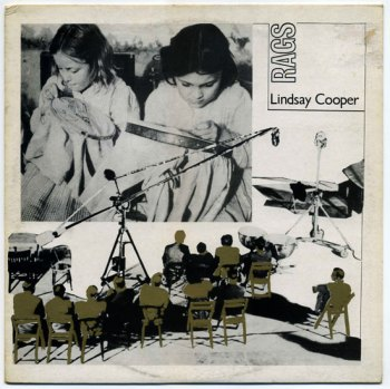 Lindsay Cooper - Rags LP front cover