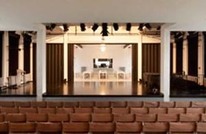 Bauhaus auditorium, Dessau