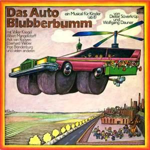 Dieter Süverkrüp und Wolfgang Dauner - Das Auto Blubberbum