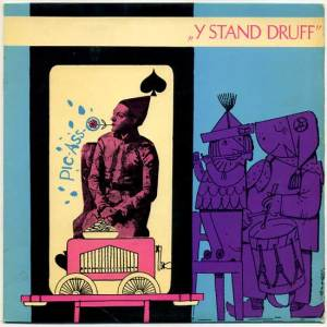 Y Stand Druff