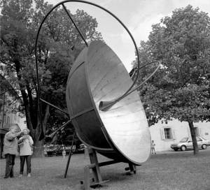 Sound installation, 1996