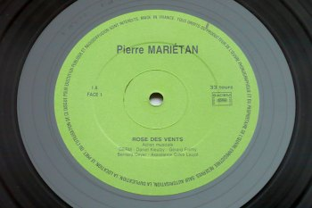 Pierre Mariétan - Rose des Vents side IA