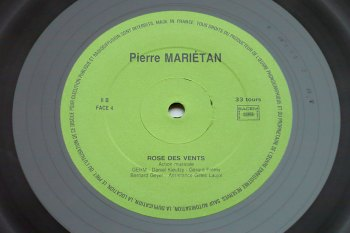 Pierre Mariétan - Rose des Vents side IIB