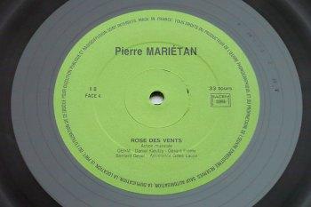 Pierre Mariétan - Rose des Vents side IIB