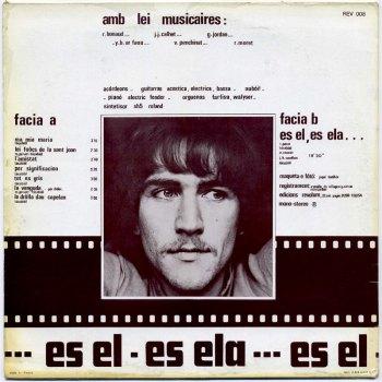 Tòcabiòl - Es el, es ela... LP back cover