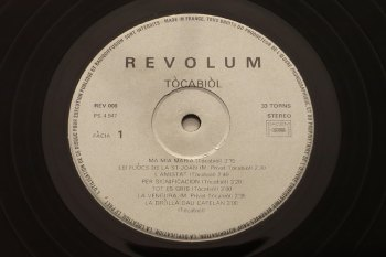 Tòcabiòl LP side 1