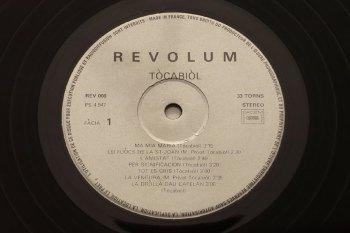 Tòcabiòl LP side 1