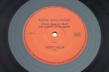 Pierre-Jean Croset - live Originel Center side A