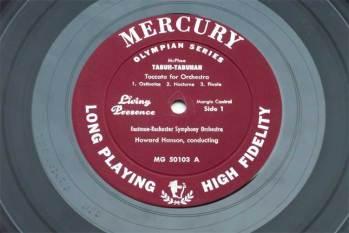 Colin McPhee-Elliott Carter LP side 1