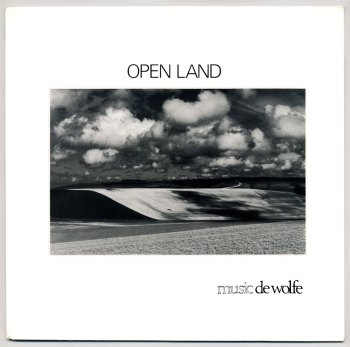 Open Land LP front cover