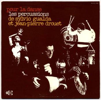 Pour La Danse LP front cover