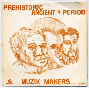 John Leach - Prehistoric, Ancient and Period LP front cover