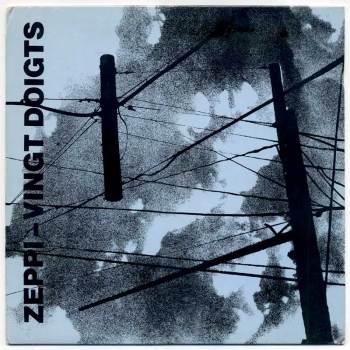 Social Behaviors LP front cover