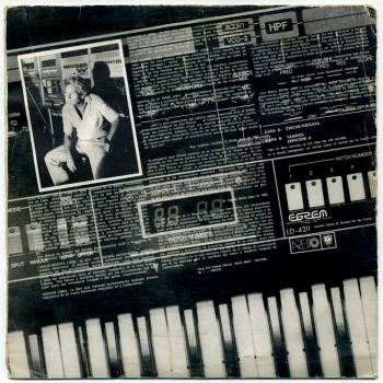 Juan Blanco - Música Electroacústica LP back cover