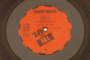 Annick Nozati - s/t debut LP side A