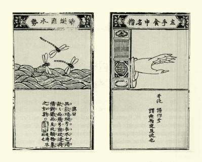 Hand Gesture Illustration #31 from the Taiyin Daqaunji