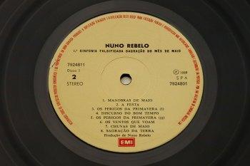 Nuno Rebelo – Sagração Do Mês De Maio 2xlp disc1 side 2