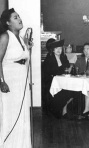 Billie Holiday at Cafe Society, 1939