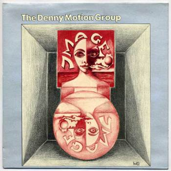 The Denny Motion Group - Image LP front cover