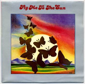 Andrzej Marko & Andre Mikola - Fly Me to the Sun LP front cover