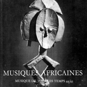 Musiques Africaines book+7inch