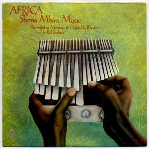 Shona Mbira Music LP