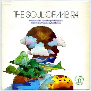 The Soul of Mbira LP