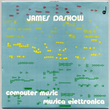 James Dashow – Computer Music LP front cover