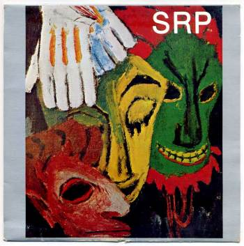 SRP s/t LP front cover