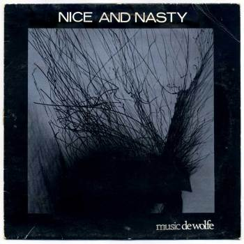 Tim Souster – Nice and Nasty LP front cover