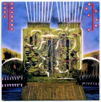 Joel Chadabe – Rhythms LP front cover