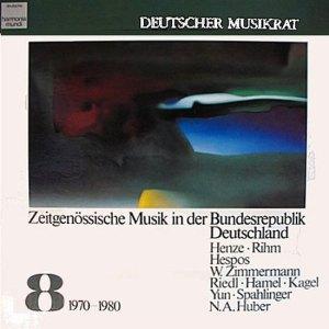 Zeitgenössische Musik In Der Bundesrepublik Deutschland, #8