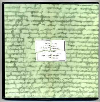 Pierre Vasseur - D'ailleurs LP back cover