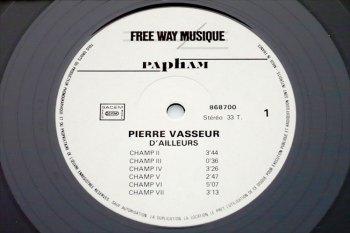 Pierre Vasseur - D'ailleurs LP side 1