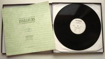 Pierre Vasseur - D'ailleurs LP box set spread