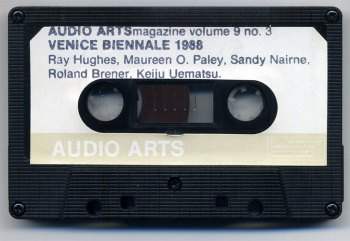 Audio Arts Magazine - Vol 9 Number 3 cassette side A