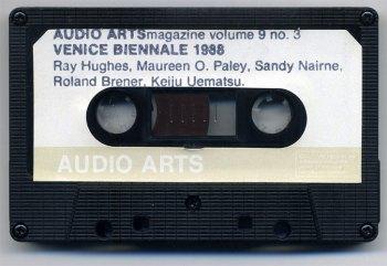 Audio Arts Magazine - Vol 9 Number 3 cassette side A
