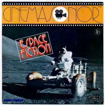 Espace Fiction LP front cover
