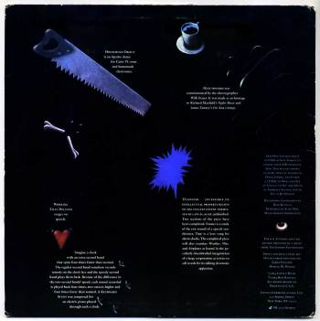 Ron Kuivila - Fidelity LP back cover