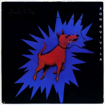 Ron Kuivila - Fidelity LP front cover