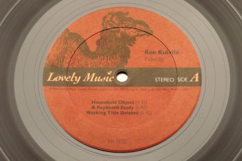 Ron Kuivila - Fidelity LP side A