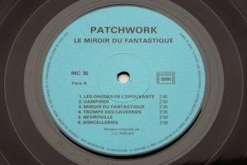 Jean-Claude Deblais – Le Miroir Du Fantastique LP side A